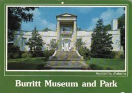Burritt Museum And Park Huntsville Alabama - Huntsville