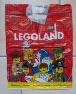 Sac Plastique Legoland - Plastic Bag Legoland - Lego