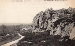 CPA MORTAIN - ROCHERS DE LA MONTJOIE - Zonder Classificatie