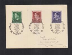 Dt. Reich  Expres Brief 1920 Londorf MeF - Deutschland