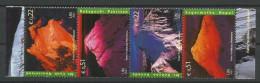 UNO-Wien, 2002, 363/66, Jahr Der Berge. MNH ** - Unused Stamps
