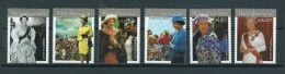 2001 New Zealand Complete M/Sheet Quuen Elisabeth MNH/Postfris/Neuf Sans Charniere - Nieuw-Zeeland