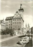 950/486.- WURZBURG - RATHAUS - Taxi & Carrozzelle