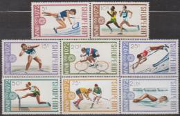ALBANIA 1972, SPORT, SUMMER OLYMPICS In MUNICH, COMPLETE, MNH SET, GOOD QUALITY, *** - Albania