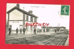 Sarthe ...  YVRE L'EVEQUE La Gare - France