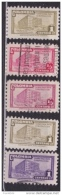 Colombia 1945, Postal Tax, Ministry Of Post & Telegraph, Used - Kolumbien