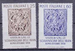 ITALIE - 1958 - Y&T Nr(s). 773en/et 774 - NEW - ** - 1946-60: Neufs