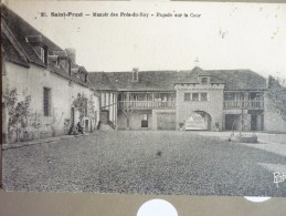 Saint Prest Manoir Des Prés Du Roy 1945 - France