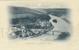 Carte à La Lune -  Hastière - La Vallée De La Meuse - Hastière