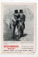 Juin16   75160    Buvard    Sédobrol   Roche - Produits Pharmaceutiques