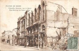RUINES De REIMS - 51 - Nouvelles Galeries Rue De Vesles - DPE - - Reims