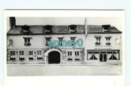 Br - 45 - BRIADE - CARTE PHOTO - Hotel De La Poste - Relais De L´empereur Napoléon I - Avril 1814 - Briare