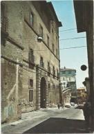R535 Bassano Romano (Viterbo) - Via Roma - Palazzo Odescalchi - Auto Cars Voitures / Non Viaggiata - Altre Città