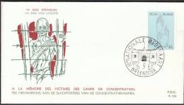 Belgium Breendonk 1962 / Tribute To The Victims, Holocaust Memorial Day - Gesundheit