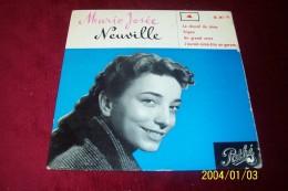 MARIE  JOSEE  NEUVILLE  °  LE CHEVAL DE MINE   + 3 TITRES - Collections Complètes