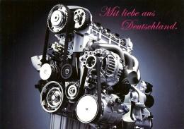 AUDI A3 - NEW NYA NOVO - Mit Liebe Aus Deutschland - Sweddish Edition - PUBLICIDADE - Advertising - 2 SCANS - Toerisme