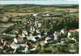71760 GRURY - Vue Aérienne Centrée Sur L'église - Photographie Véritable - Autres Communes