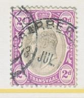 TRANSVAAL  254   (o)  Wmk. 2 - South Africa (...-1961)