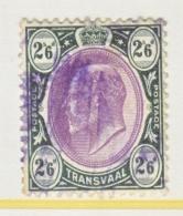 TRANSVAAL  263   (o)  Wmk. 2 - South Africa (...-1961)