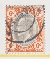 TRANSVAAL  274    (o)    Wmk. 3 - South Africa (...-1961)