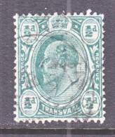 TRANSVAAL  281    (o)    Wmk. 3 - South Africa (...-1961)