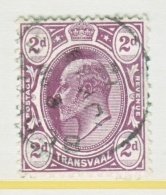 TRANSVAAL  283    (o)    Wmk. 3 - South Africa (...-1961)