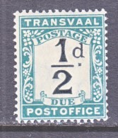 TRANSVAAL  J 1  *  PORTO - South Africa (...-1961)