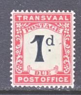 TRANSVAAL  J 2  *  PORTO - South Africa (...-1961)