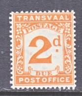 TRANSVAAL  J 3  *  PORTO - South Africa (...-1961)