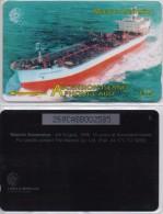 ASCENSION ISL. PHONECARD(GPT) MAERSK ASCENCION ,268CASA- 5000pcs-1/98-USED(bx1) - Ascension (Insel)