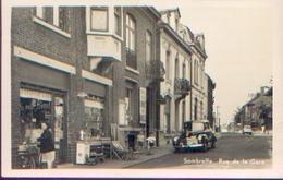 SOMBREFFE « Rue De La Gare » - Carte - Photo - Ed. Collin, Sombreffe (1954) - Sombreffe