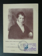 Carte Maximum Card Docteur Bretonneau St-Georges Sur Cher 1962 - Médecine