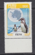 Peru 1985 Antarctica / Penguin 1v ** Mnh (30384) - Peru