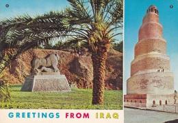 GREETINGS FROM IRAQ - Iraq
