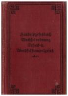 Wechselordnung , Scheck- Und Wechselstempelgesetz , 1914 , Karl Pannier , 142 Seiten, Wechsel , Post , Sparkasse , Bank - Wechsel
