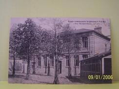 PARIS (12°ARRONDISSEMENT) ECOLE COMMUNALE DE GARCONS. 1 RUE MICHEL-BIZOT. - Arrondissement: 12