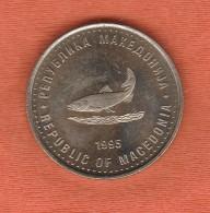 Macedonia 2 Denars 1995 FAO - Macedonia