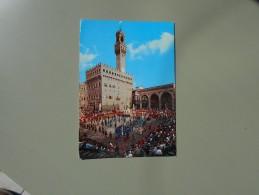 ITALIE TOSCANA FIRENZE  PIAZZA DELLA SIGNORIA - Firenze (Florence)