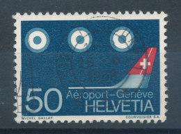 Suisse  N°805 Aéroport De Genève - Used Stamps