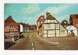 Bridge Street Wickam 1974 Postcard, A468 - England