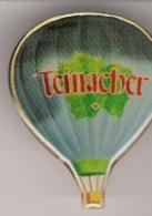 Ballon-Pin TEINACHER  (Mineralwasser) - Fesselballons