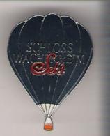 Ballon-Pin SCHLOSS WACHENHEIM - Sekt - Fesselballons