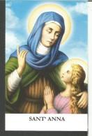 SA126---  SANTINO,  SANT'ANNA, - Devotion Images