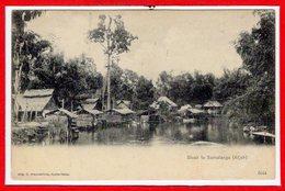 ASIE --  INDONESIE -- Bivak Te Samalanga - Indonésie