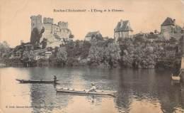 03 - Bourbon-l'Archambault - L'Etang Et Le Château - Bourbon L'Archambault