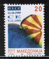 EUROPEAN IDEAS 1995 MK MI 61 MACEDONIA - European Ideas