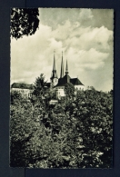 LUXEMBOURG  -  La Cathedrale  Unused Vintage Postcard - Luxemburg - Town