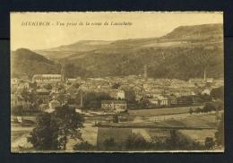 LUXEMBOURG  -  Diekirch  Vue Prise De La Route  De Larochette  Unused Vintage Postcard - Diekirch