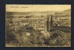LUXEMBOURG  -  Diekirch  Panorama  Unused Vintage Postcard - Diekirch