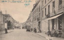 CPA ESSONNES 91 - Rue De Paris - Corbeil Essonnes